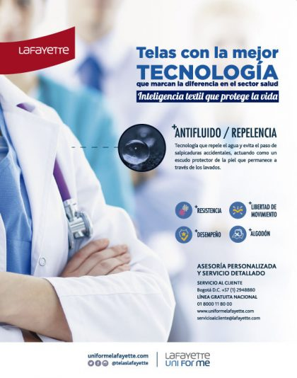 Tech Plus +Antifluido/+Repelencia