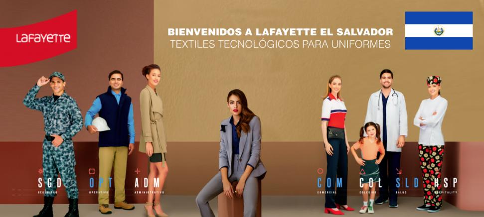 Lafayette Salvador tecnologías
