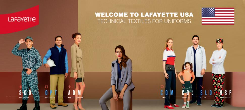 Textiles in USA
