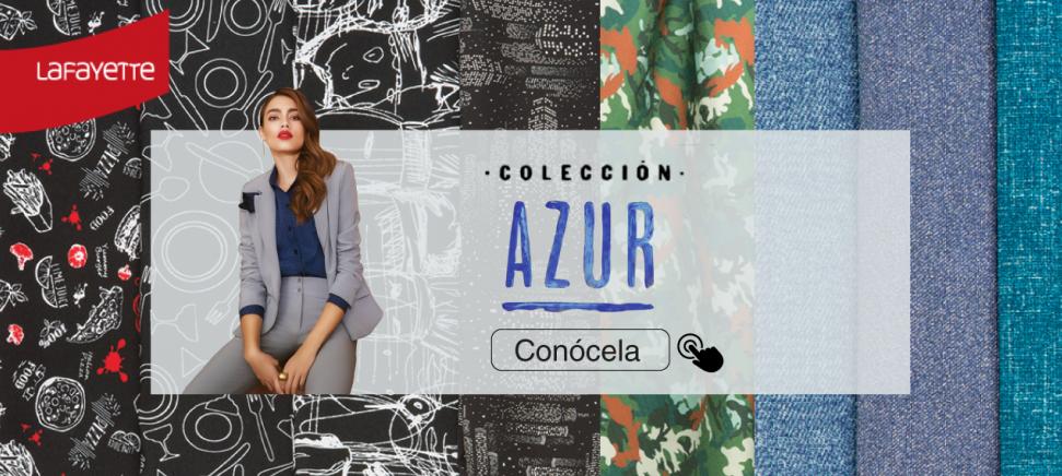 Colección Azur