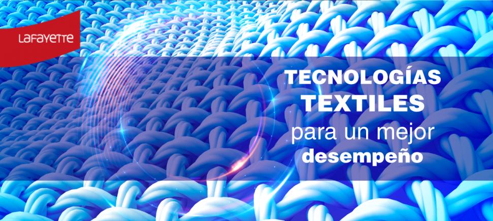 Tecnologías textiles