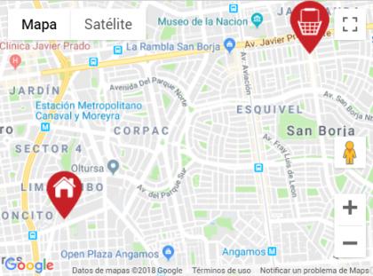 sector administrativo Perú telas sintéticas