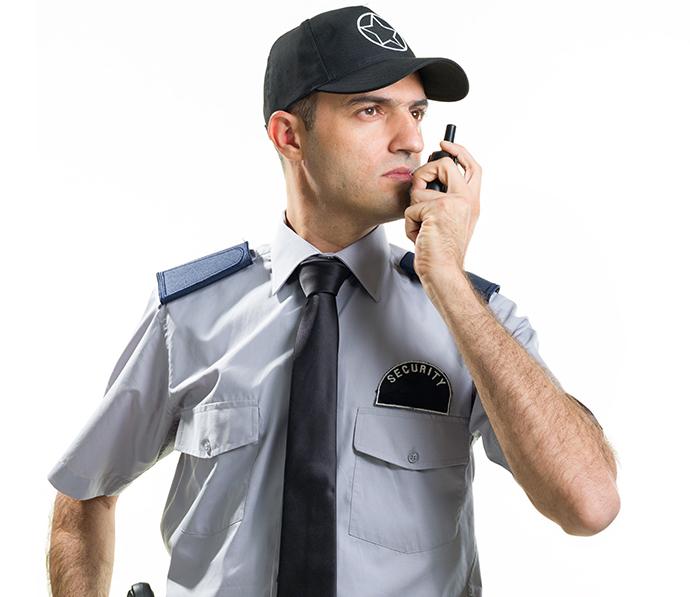 Textiles que cumplen con las normas de los uniformes de seguridad privada 39c8583dfcab8