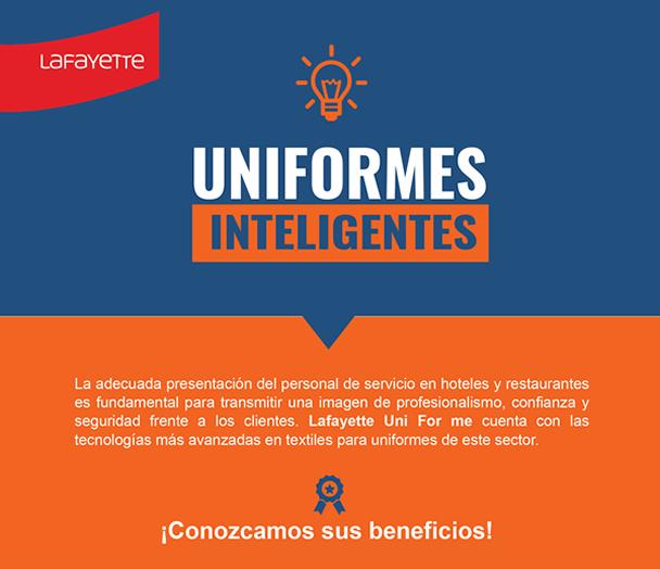 uniformes inteligentes