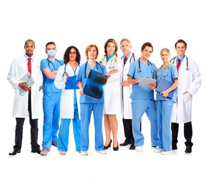 Textiles llenos de beneficios para trabajadores del sector salud